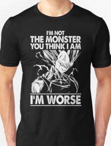 super saiyan vegeta shirt - RB00051 Unisex T-Shirt