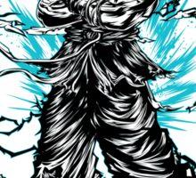 super saiyan goku shirt - RB00207 Sticker
