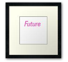 Future Framed Print