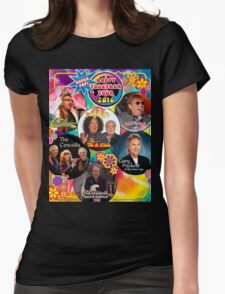 HIC03 The Happy Together Tour 2016 Womens Fitted T-Shirt