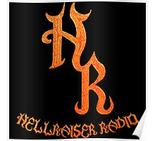 Hellraiser Radio presented by UEW Poster