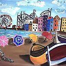 Gotta Love Summer by WhiteDove Studio kj gordon