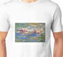Stickin' Together by Daniel Adams Unisex T-Shirt