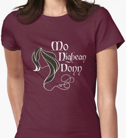 Mo Nighean Donn 2 Womens Fitted T-Shirt
