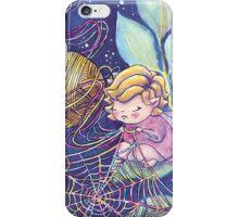 Rainbow Knitting Fairy iPhone Case/Skin