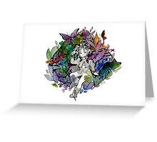 Yuuri Greeting Card