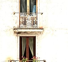 Windows of Maratea by Barbara  Brown