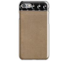Guitar Amplifier/Amp Great for Musician/Guitar Player! iPhone Case/Skin