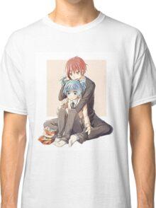 Karma and Nagisa Assassination Classroom Classic T-Shirt