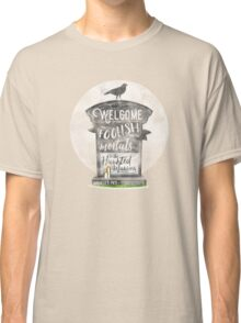 Haunted Mansion Classic T-Shirt