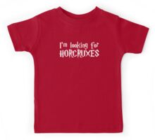 I'm looking for Horcruxes W Kids Tee