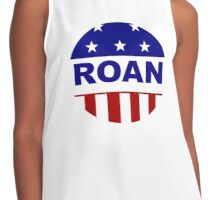 Ready for Roan Contrast Tank