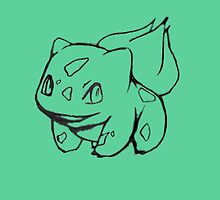 Bulbasaur Sketch by fantasylace