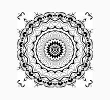 Black-and-white kaleidoscope .  Unisex T-Shirt