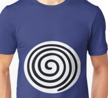 Poliwhirl Belly Markings Unisex T-Shirt