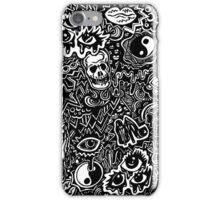 Edgy Doodle iPhone Case/Skin