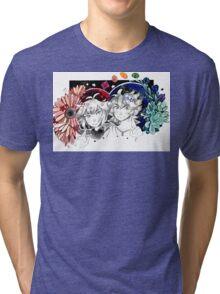Judai and Johan Tri-blend T-Shirt
