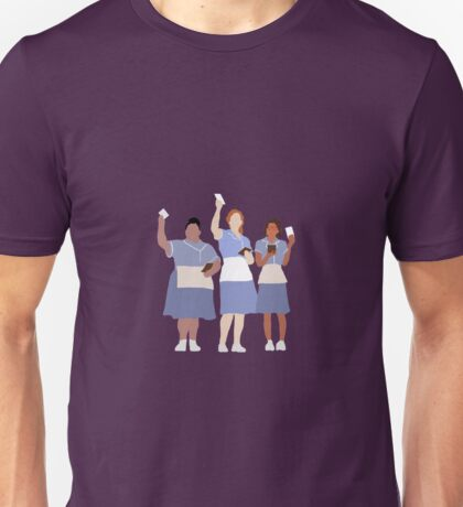 waitress musical Unisex T-Shirt