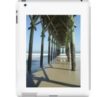 Under the Pier iPad Case/Skin