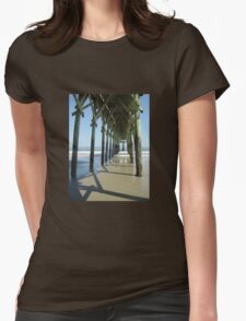 Under the Pier Womens Fitted T-Shirt