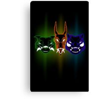 Monsters of the First Gen Canvas Print