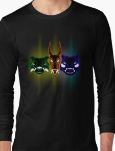 Monsters of the First Gen Long Sleeve T-Shirt