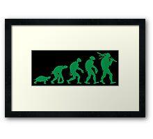 Ninja Turtles Ninja Evolution Framed Print