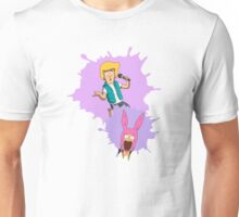 Louise and Boo Boo Unisex T-Shirt