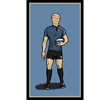 Rugby John Photographic Print