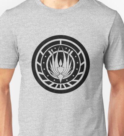 Battlestar Galactica Design - Colonial Seal Unisex T-Shirt