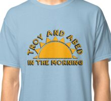 Community - Troy and Abed in the morning Classic T-Shirt