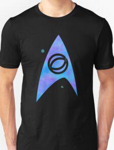 Star Trek - Watercolour Science Unisex T-Shirt