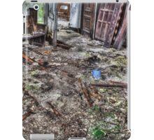 Floor Damage, Most Blessed Sacrament, Philadelphia iPad Case/Skin
