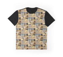 Marky Mark Runs Through the 18th Century Graphic T-Shirt
