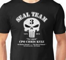 American Sniper Chris Kyle Punisher Unisex T-Shirt