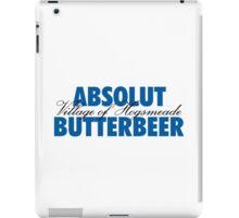 Absolut Butterbeer iPad Case/Skin