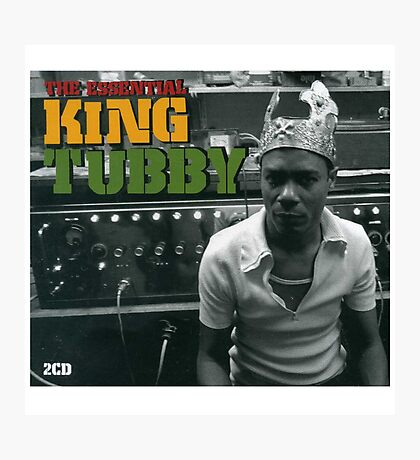 king tubby Photographic Print