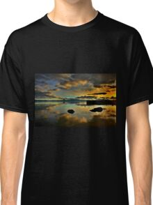 Golden Mirror of Nature Classic T-Shirt