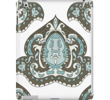 Beautiful Vintage seamless pattern. Ornament. Unusual. Indian motif. For your design iPad Case/Skin
