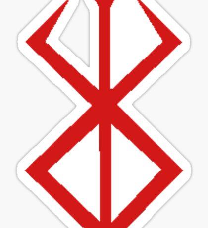 Berserk Brand Sticker