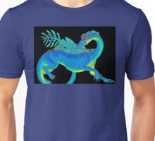 Blue Sea Dragon Unisex T-Shirt
