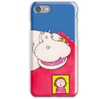 Hippopotamus on Our Roof iPhone Case/Skin