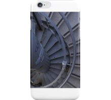 Spiral stairs iPhone Case/Skin