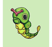 Caterpie Photographic Print