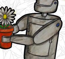 Gardening Robot Sticker
