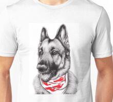 Heidi the Dog Unisex T-Shirt