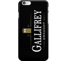 Gallifrey Draught iPhone Case/Skin