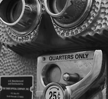 Quarters Only by Jackie Bell