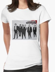 RESERVOIR DOGS The Movie Womens Fitted T-Shirt