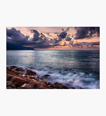 Sundown Photographic Print